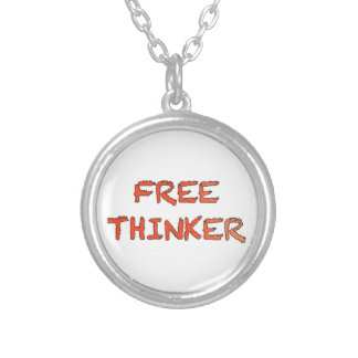free thinker necklaces