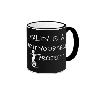 Free Thinker Ringer Mug