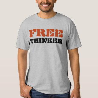 """Free Thinker"" t-shirt"
