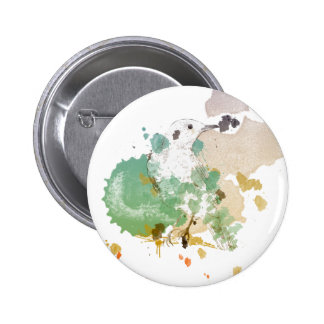 Free Thought 6 Cm Round Badge