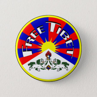 Free Tibet Badge