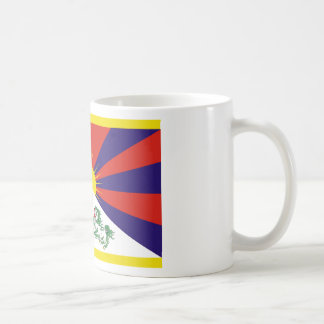 Free Tibet Flag Coffee Mug