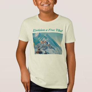Free Tibet kids shirt