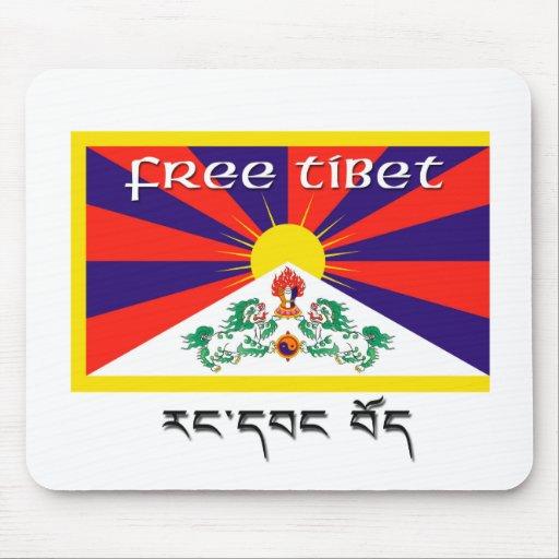 Free Tibet Mousepads