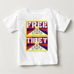 Free Tibet! Tees
