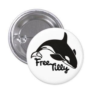 Free Tilly 3 Cm Round Badge