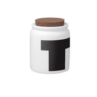 free to be candy jars
