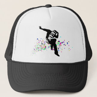Free To Dance tucker hat