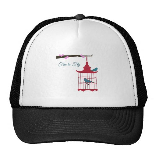 Free to Fly Hat