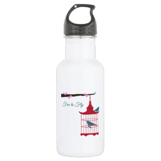 Free to Fly 532 Ml Water Bottle