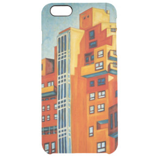 Free Trade Wharf Clear iPhone 6 Plus Case