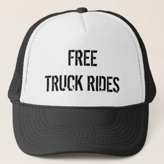 FREE TRUCK RIDES Hat