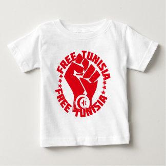 Free Tunisia Baby T-Shirt