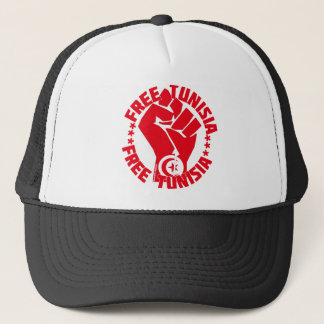 Free Tunisia Trucker Hat