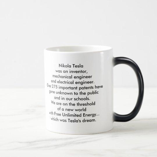 Free Unlimited Energy 11 oz mug