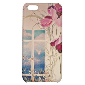 Free vision Yellow flowers iPhone 5C Cover