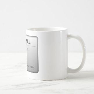 Free Will Basic White Mug