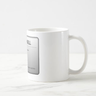 Free Will Coffee Mug