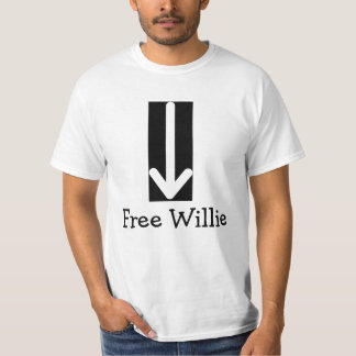 Free Willie - Basic T-Shirt