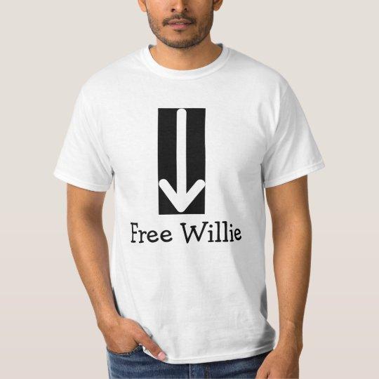 Free Willie - Basic T-Shirt