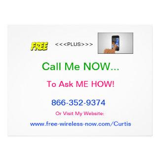 FREE Wireless Flyer