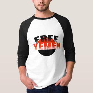 Free Yemen T-Shirt