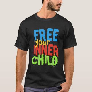 FREE YOUR INNER CHILD shirts & jackets