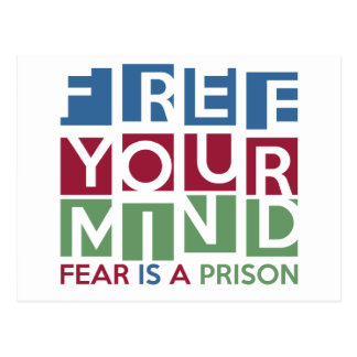 Free Your Mind Postcard