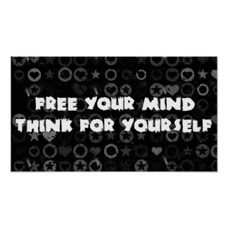 Free Your Mind Poster