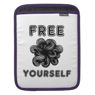 """Free Yourself"" Ipad Soft Case"