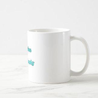 freebies basic white mug