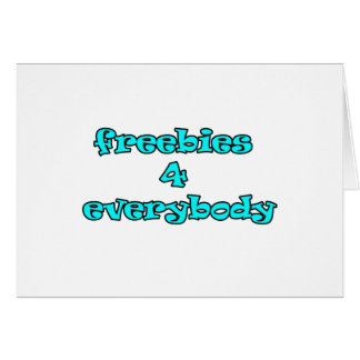 freebies greeting cards