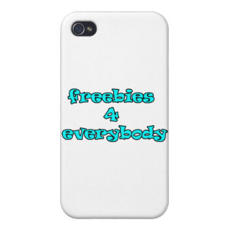 freebies iPhone 4/4S covers