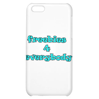 freebies iPhone 5C covers