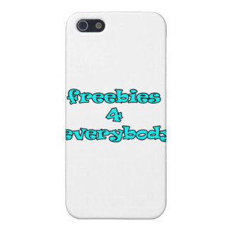 freebies case for iPhone 5