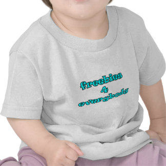 freebies tee shirts