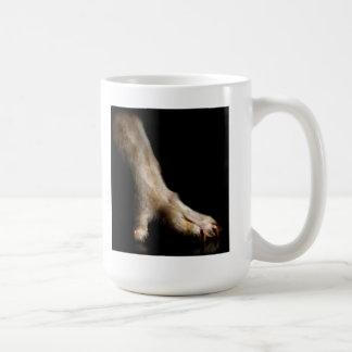 Freeborn Paw Mug