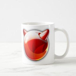 FreeBSD Basic White Mug