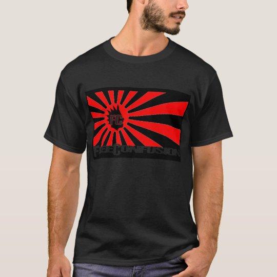 FreeConfusion Rising Sun T-Shirt