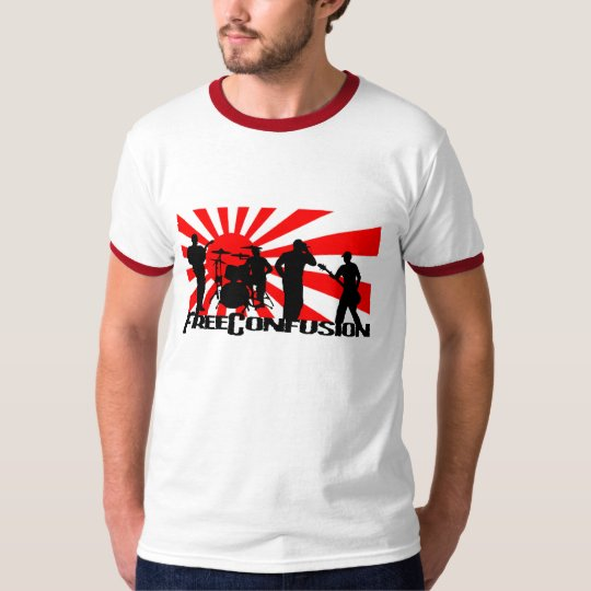 FreeConfusion Rising Sun T-Shirt