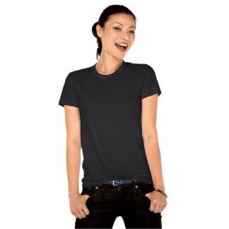 freedive - Organic. Fitted. Black (ladies) Tshirt