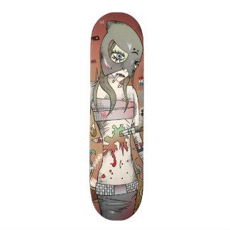 Freedom 21.3 Cm Mini Skateboard Deck