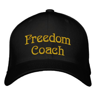 Freedom Coach Embroidered Hat