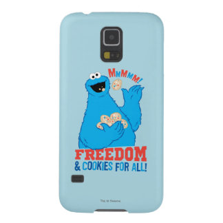 Freedom & Cookies For All! Cases For Galaxy S5