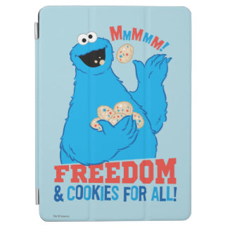 Freedom & Cookies For All! iPad Air Cover