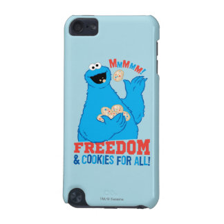 Freedom & Cookies For All! iPod Touch 5G Case