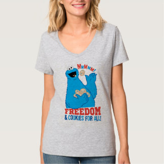 Freedom & Cookies For All! T-Shirt