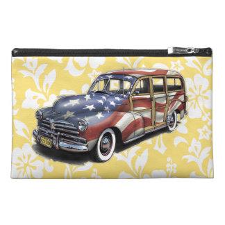 Freedom Crusin' Hawaiian Woody Design Travel Accessories Bags