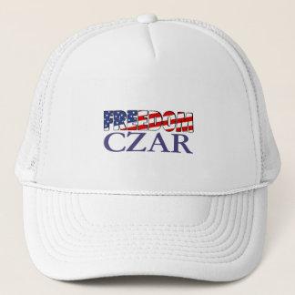 Freedom Czar Trucker Hat