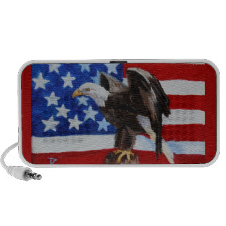 Freedom Eagle aceo Speaker